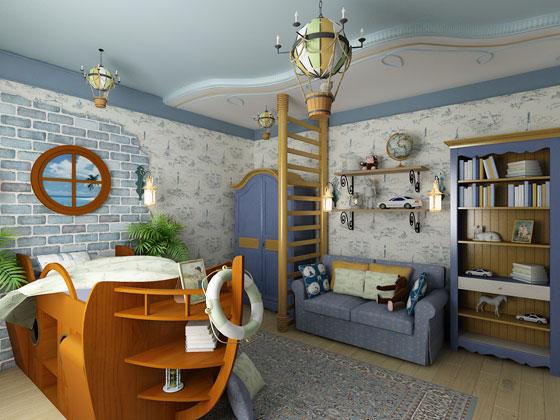 - Habitaciones infantiles marineras ...