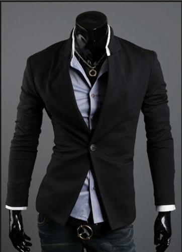 Модный повседневный пиджак в