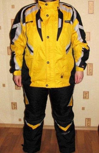 Продам горнолыжный костюм spyder img7877