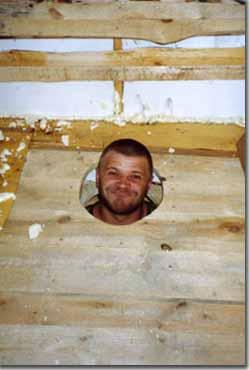 строим туалет