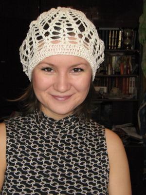 Летних беретов вязание - Вязание - фото