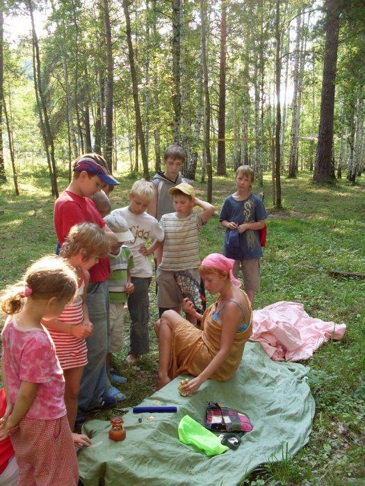 день знакомства в лагере цель и задачи