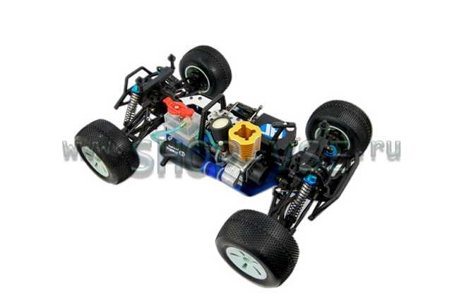 2) Радиоуправляемые машины с